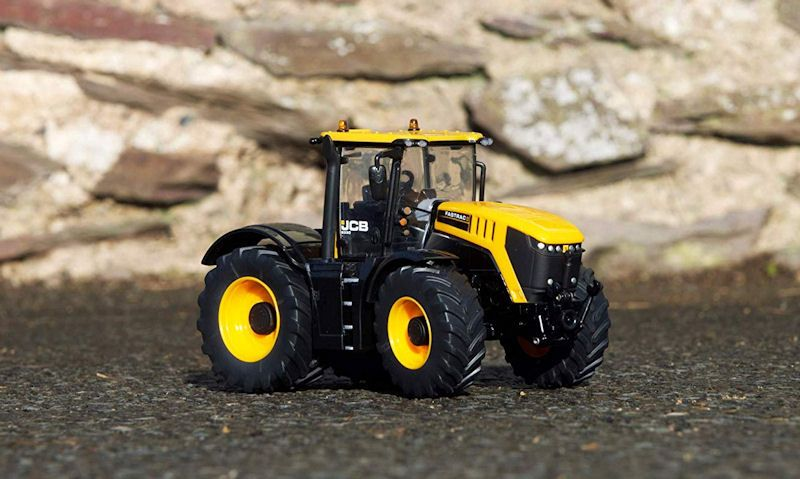 JCB Fastrac toy guide