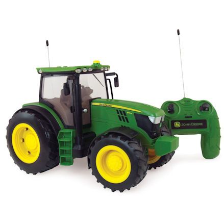 Britains Big Farm John Deere R/C tractor