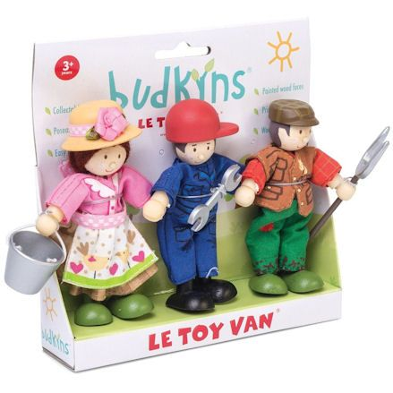Le Toy Van BK904 Budkins Farmers