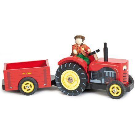 Le Toy Van TV468 Budkins Bertie's Tractor