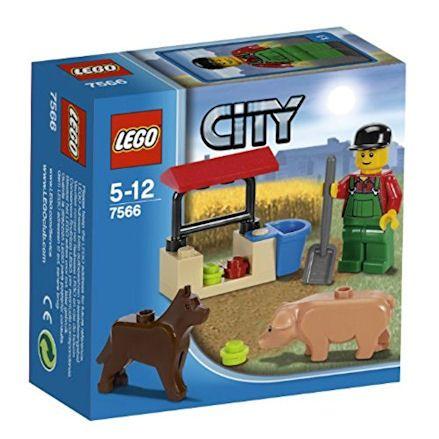 LEGO 7566 City Farmer