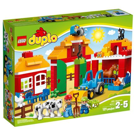 Lego Big Farm