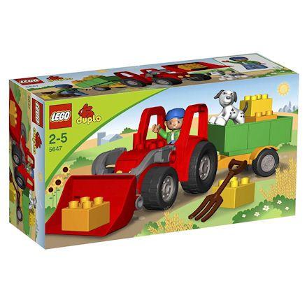 Lego Big Tractor
