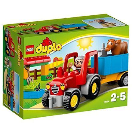 Lego Farm Tractor