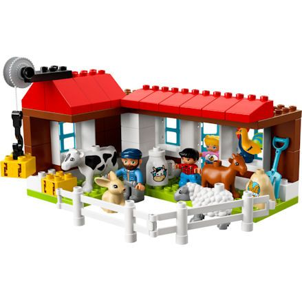 Lego: Duplo My Town