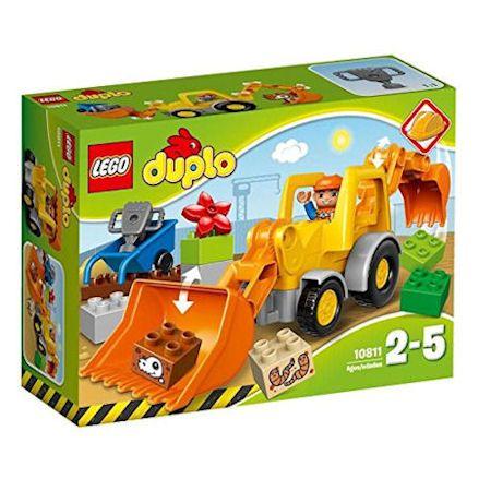 LEGO Duplo Town Backhoe