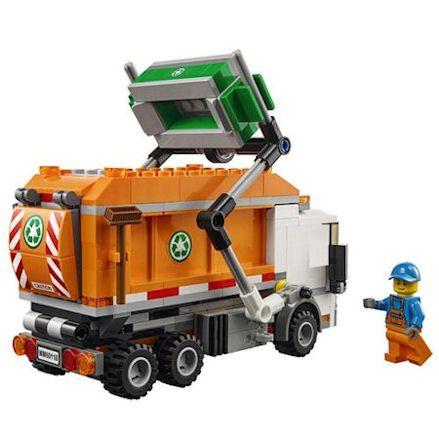 LEGO 60118: Garbage Truck Playset