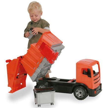 Lena 2166: Large Rubbish Truck