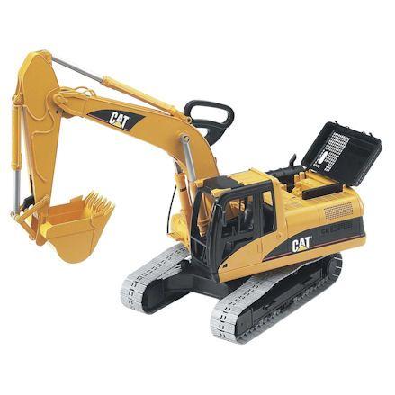 Bruder excavator