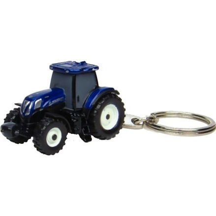 Universal Hobbies New Holland tractor keyring