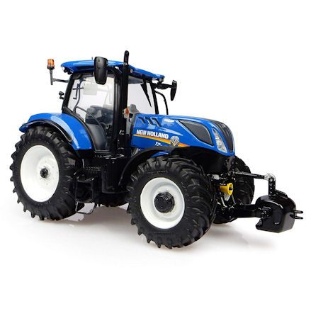 Universal Hobbies New Holland model tractor