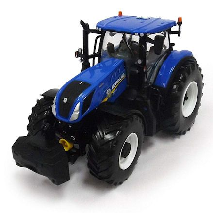 Britains New Holland die-cast replica tractor