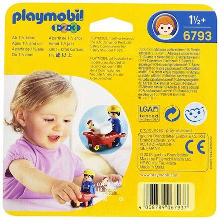Playmobil 6793 Farmer, details
