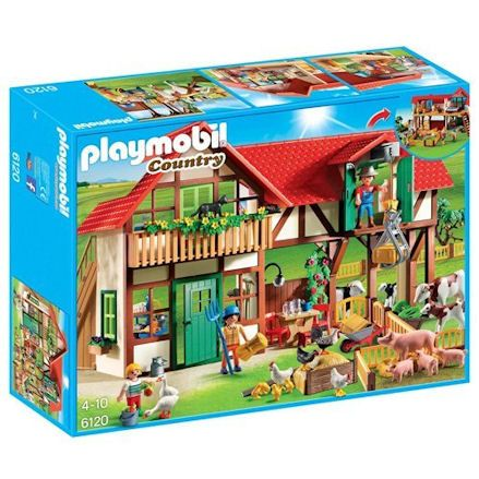 Playmobil 6120: Country Large Farm