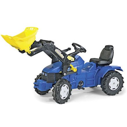 Rolly: New Holland Tractor with Trac Lader