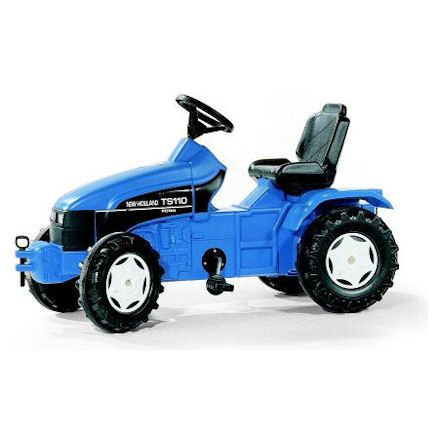 Rolly: New Holland TS110 Tractor