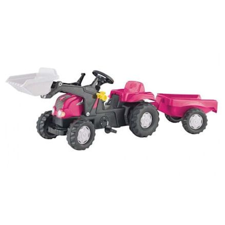 Rolly Toys ride-on tractor