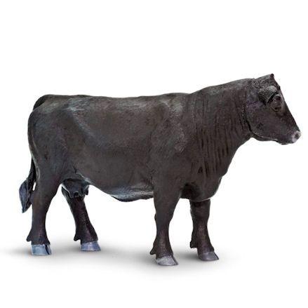 Safari Ltd Angus cow