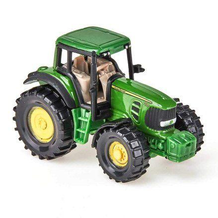 Siku 1009 John Deere 7530 Tractor, front view