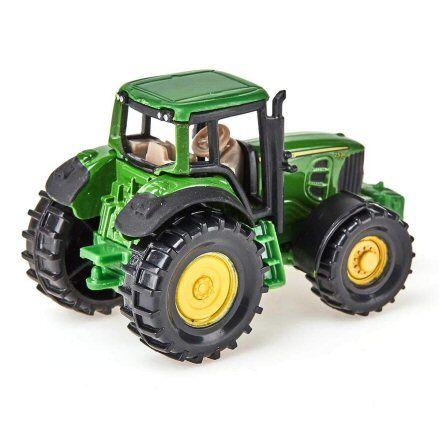 Siku 1009 John Deere 7530 Tractor, right side view