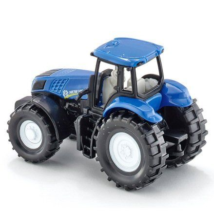 Siku 1012 New Holland T8.390 Tractor, left side