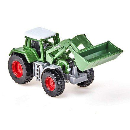 Siku 1039 Fendt Vario Tractor, front view