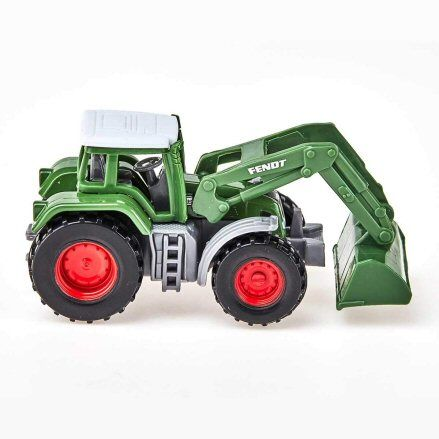 Siku 1039 Fendt Vario Tractor, right side view