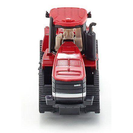 Siku 1324 Case IH Quadtrac 600 Tractor, front view