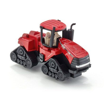 Siku 1324 Case IH Quadtrac 600 Tractor, tracked wheels