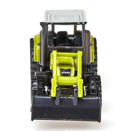Siku 1335 Claas Ares 697 Tractor, front view