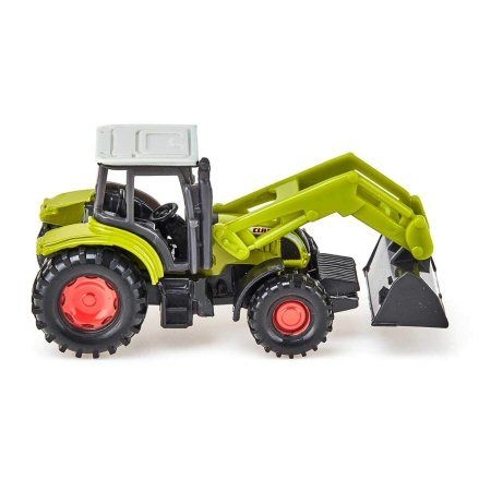 Siku 1335 Claas Ares 697 Tractor, right side view