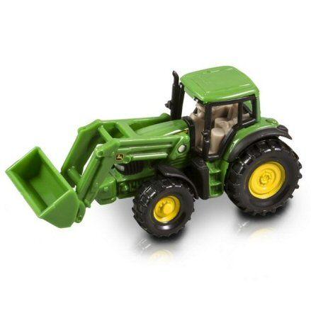 Siku 1341 John Deere 7530 Tractor, left side