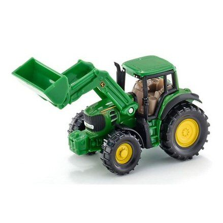 Siku 1341 John Deere 7530 Tractor, loader