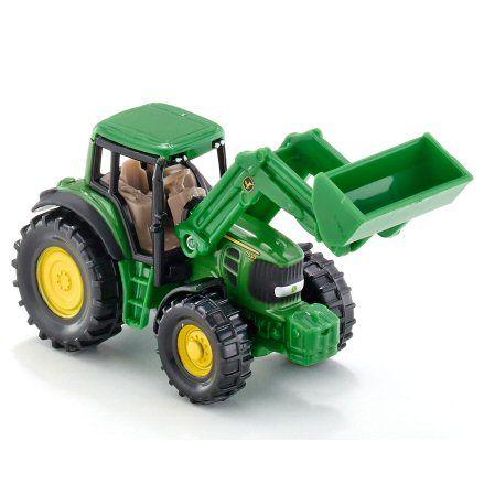 Siku 1341 John Deere 7530 Tractor, right side