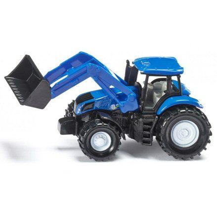 Siku 1355: New Holland Tractor, Front Loader