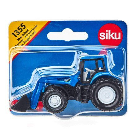Siku 1355 New Holland Tractor, packet