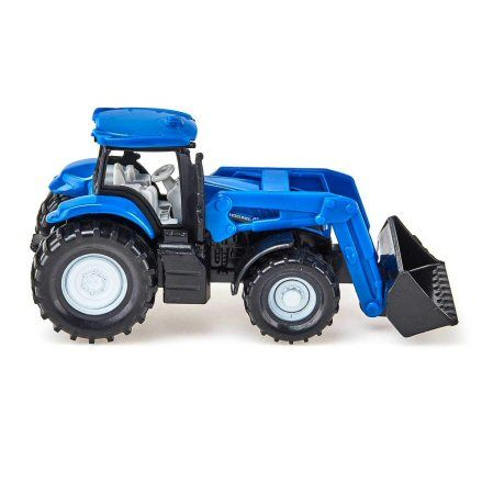 Siku 1355 New Holland Tractor, right side view