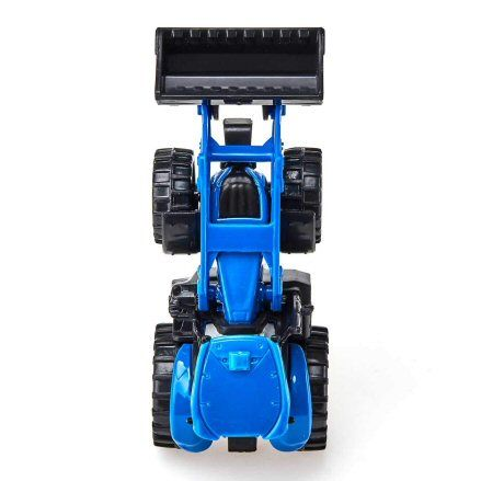Siku 1355 New Holland Tractor, top view