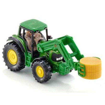 Siku 1379 John Deere Tractor, right side