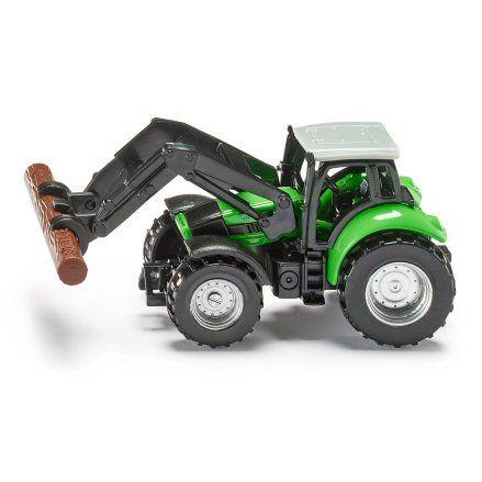 Siku 1380 Deutz Fahr Agrotron TTV Tractor Set