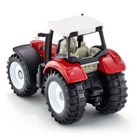 Siku 1382 Steyr CVT 6230 Tractor, left side