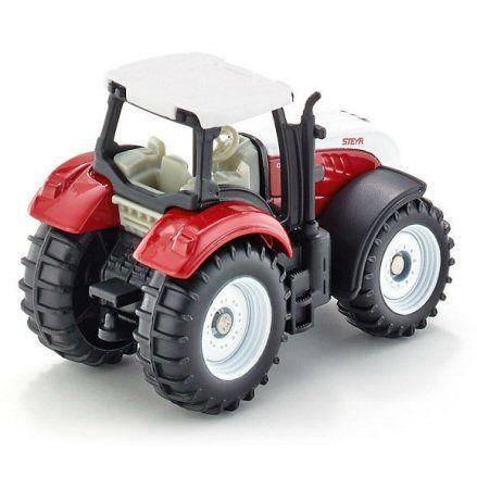 Siku 1382 Steyr CVT 6230 Tractor, right side