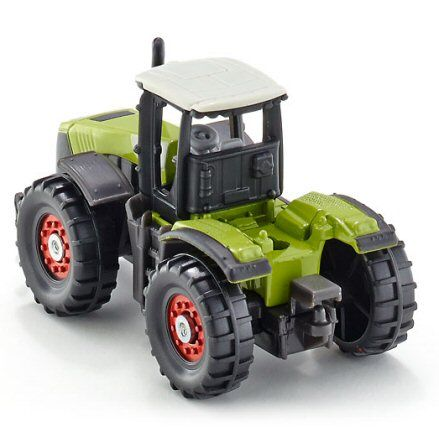 Siku 1421 Claas 5000 Xerion Tractor, rear tow hitch