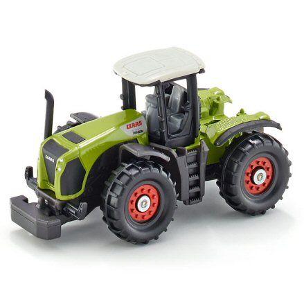 Siku 1421 Claas 5000 Xerion Tractor, left side