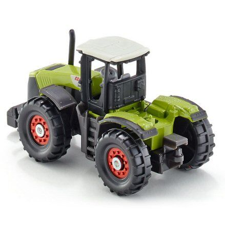 Siku 1421 Claas 5000 Xerion Tractor, rear view