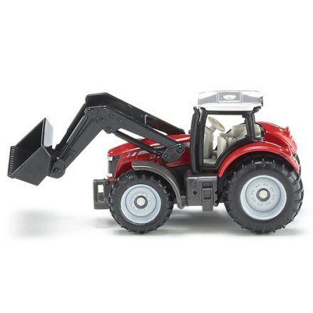 Siku 1484 Massey Ferguson Tractor, Front Loader