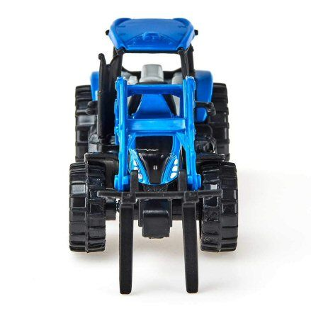 Siku 1487 New Holland T8.390 Tractor, front view