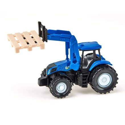 Siku 1487 New Holland T8.390 Tractor, front loader