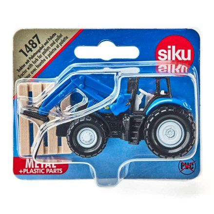 Siku 1487 New Holland T8.390 Tractor, packet