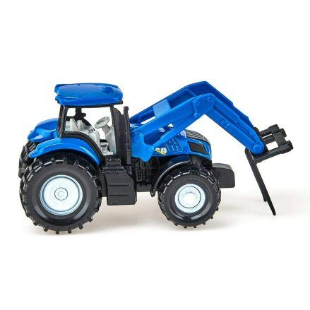 Siku 1487 New Holland T8.390 Tractor, right side